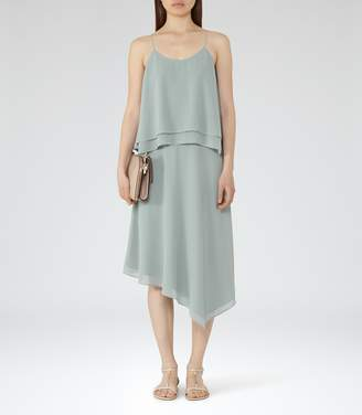 Reiss Ansley Tiered Cami Dress