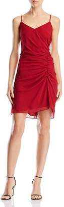 Rebecca Minkoff Kinsley Ruched Dress