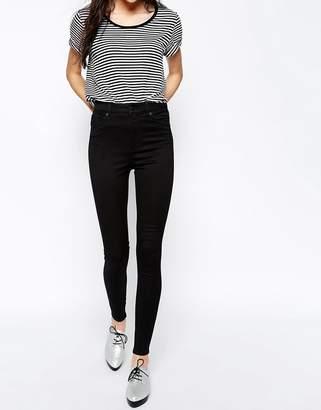 Monki Oki Deluxe Slim High Waist Jean