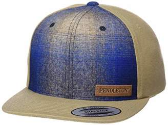 Pendleton Men's Logo Flat Brim Baseball Hat