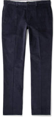 Paul Smith Slim-Fit Stretch-Cotton Corduroy Trousers