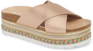 BP Torri Platform Slide Sandal
