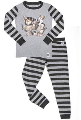 Where the Wild Things Are Toddler Boy or Girl Tight Fit Pajamas 2pc Set