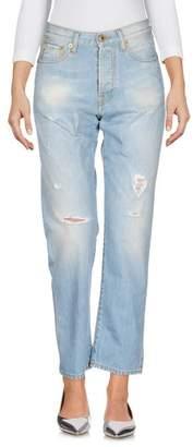 Truenyc. TRUE NYC. Denim trousers