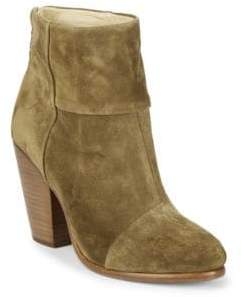 Rag & Bone Classic Newbury Suede Ankle Boots