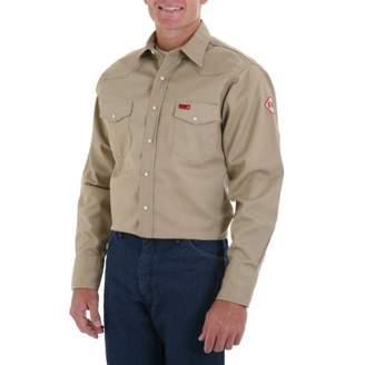 Wrangler Men's Flame Resistant Workshirt