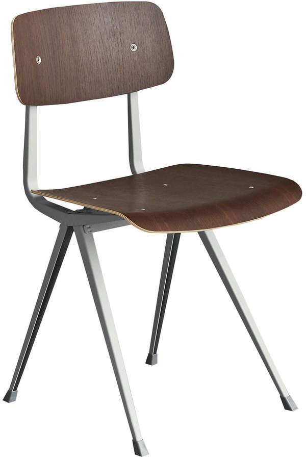 Hay - Result Chair, beige / eiche geräuchert
