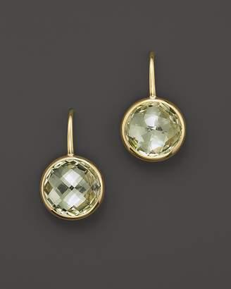 Bloomingdale's Prasiolite Small Drop Earrings in 14K Yellow Gold - 100% Exclusive