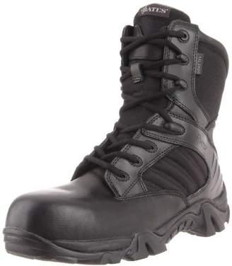 Wolverine Bates Men's Gx-8 GTX Comp Toe Side Zip Work Boot