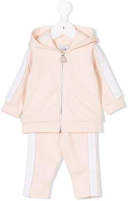 Givenchy Kids embroidered logo tracksuit set