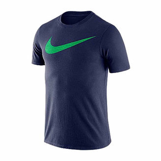 Nike Swoosh Short-Sleeve Tee-Big & Tall $25 thestylecure.com