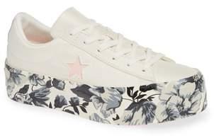 Converse Chuck Taylor(R) One Star Platform Sneaker