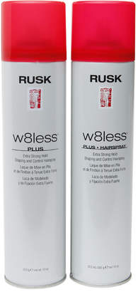 Rusk W8less Shaping & Control Hair Spray, Extra Strong Hold