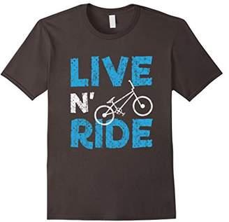 Distress BMX Shirt For BMX Jersey Lovers