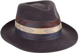Philip Treacy Wool Felt Trilby Hat