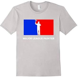 PAINTER & DECORATOR T-SHIRT Major League Painter