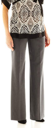 JCPenney DUO MATERNITY duo Maternity Overbelly Wide-Leg Career Pants
