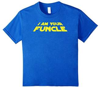 I Am Your Funcle Cool & Funny Uncle T-Shirt