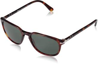 Persol Women's PO3019S-24/31-55 Square Sunglasses
