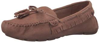 Nine West Women's Begone Suede Moccasin