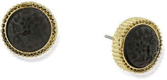 1928 Jewelry 1928 12.2mm Stud Earrings