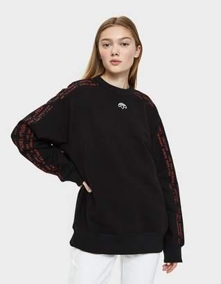 Alexander Wang Adidas X AW Crew Sweatshirt