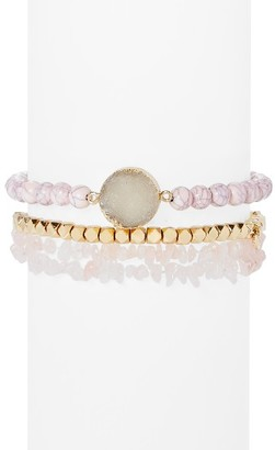 Women's Baublebar Marissa Set Of Two Bracelets $42 thestylecure.com