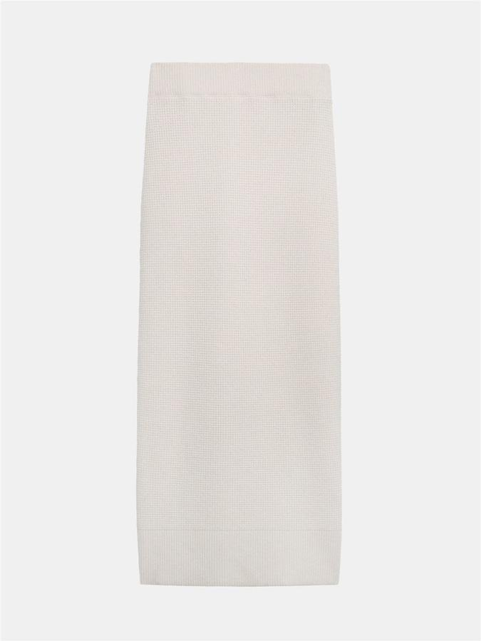 DKNYDkny Pure Cashmere Midi Skirt