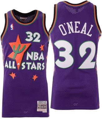 9ddc65ec5a30 Mitchell   Ness Men Shaquille O Neal Nba All Star 1995 Swingman Jersey