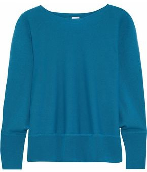 Iris & Ink Leanne Wool And Cashmere-Blend Sweater
