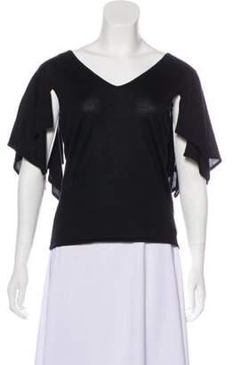 Ralph Lauren Cashmere & Silk Top