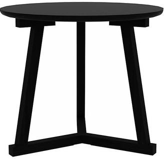 Ethnicraft Tripod Side Table - Black