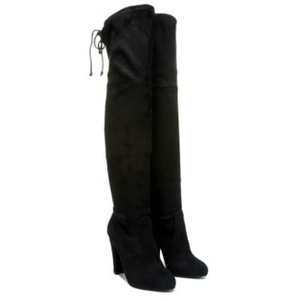 ZIGI SOHO Women's Brock Over the Knee Boot $99.99 thestylecure.com