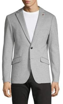 Scotch & Soda Classic Jersey Blazer