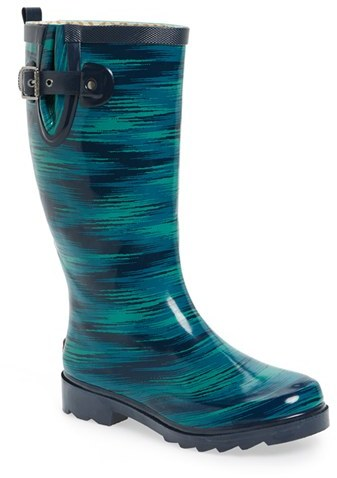 Chooka Women's Chooka 'Electric Ikat' Rain Boot
