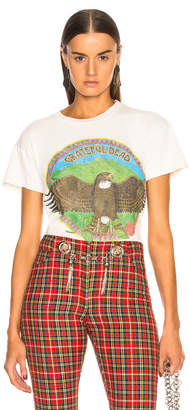 Madeworn Grateful Dead Eagle Crop Tee