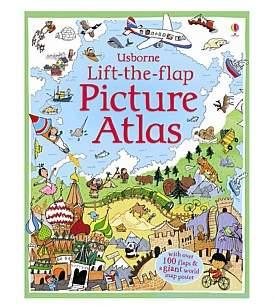 Harper Collins Lift The Flap Atlas