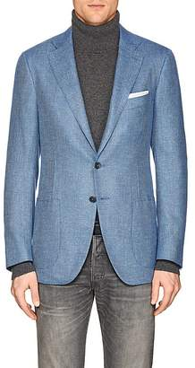Isaia Men's Sanita Cashmere Two-Button Sportcoat