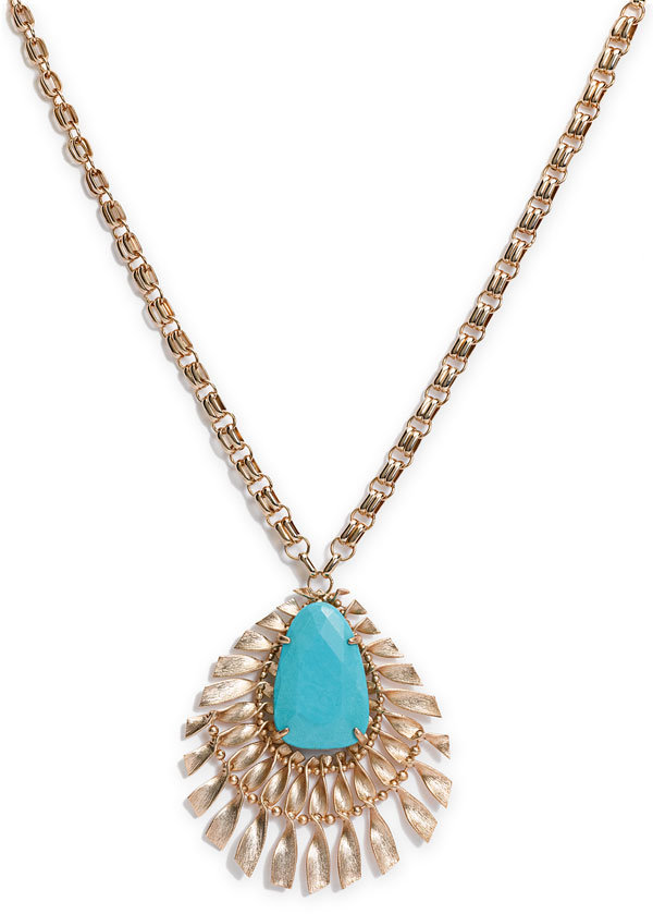 Kendra Scott Statement Pendant Necklace