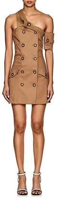 Ronny Kobo Women's Seletta Asymmetric Trench Dress