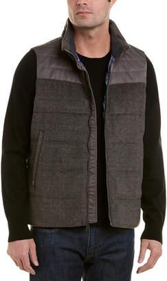 Hart Schaffner Marx Vincent Wool-Blend Vest