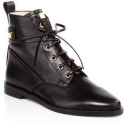 Stuart Weitzman Ryder Leather Boots