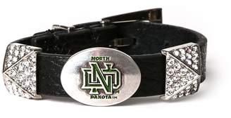 Women's North Dakota Fighting Hawks Pyramid Bracelet