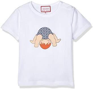 NECK & NECK Baby Boys' 17V09401.22 T-Shirt,(Manufacturer Size: 18M)