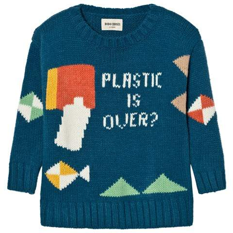 Plastic is Over? Knitted Jumper