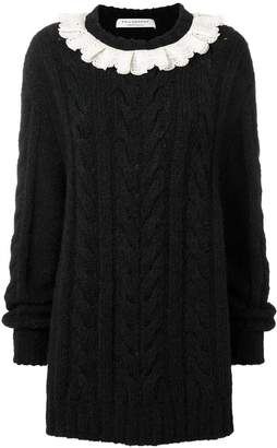 Philosophy di Lorenzo Serafini long knitted jumper