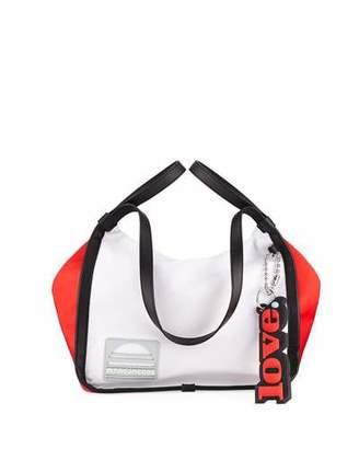 Marc Jacobs Colorblock Nylon Sport Tote Bag