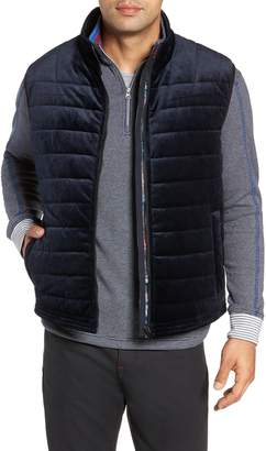 Robert Graham Guiffery Classic Fit Quilted Vest