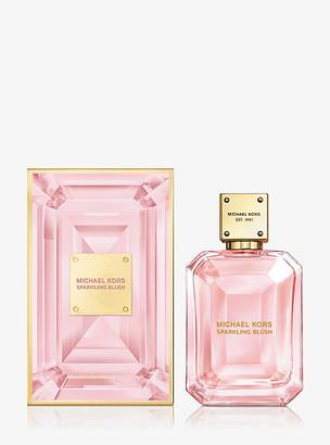 Michael Kors Sparkling Blush Eau De Parfum 3.4 Oz.