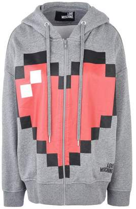 Love Moschino OFFICIAL STORE Fleece jacket